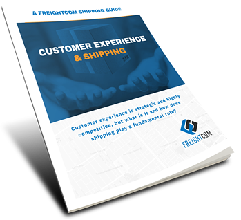Customer Experience and Shipping