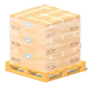 palletWrapped