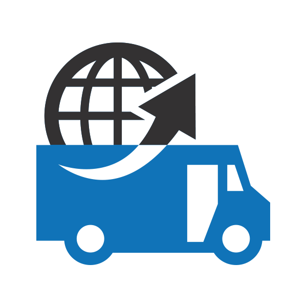 North American courier services