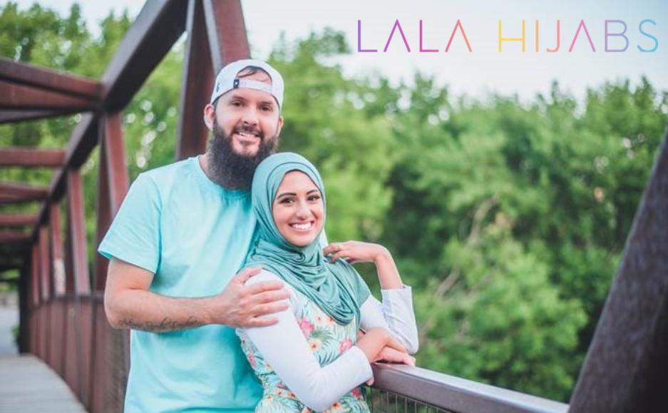 Lala Hijabs Will & Sana