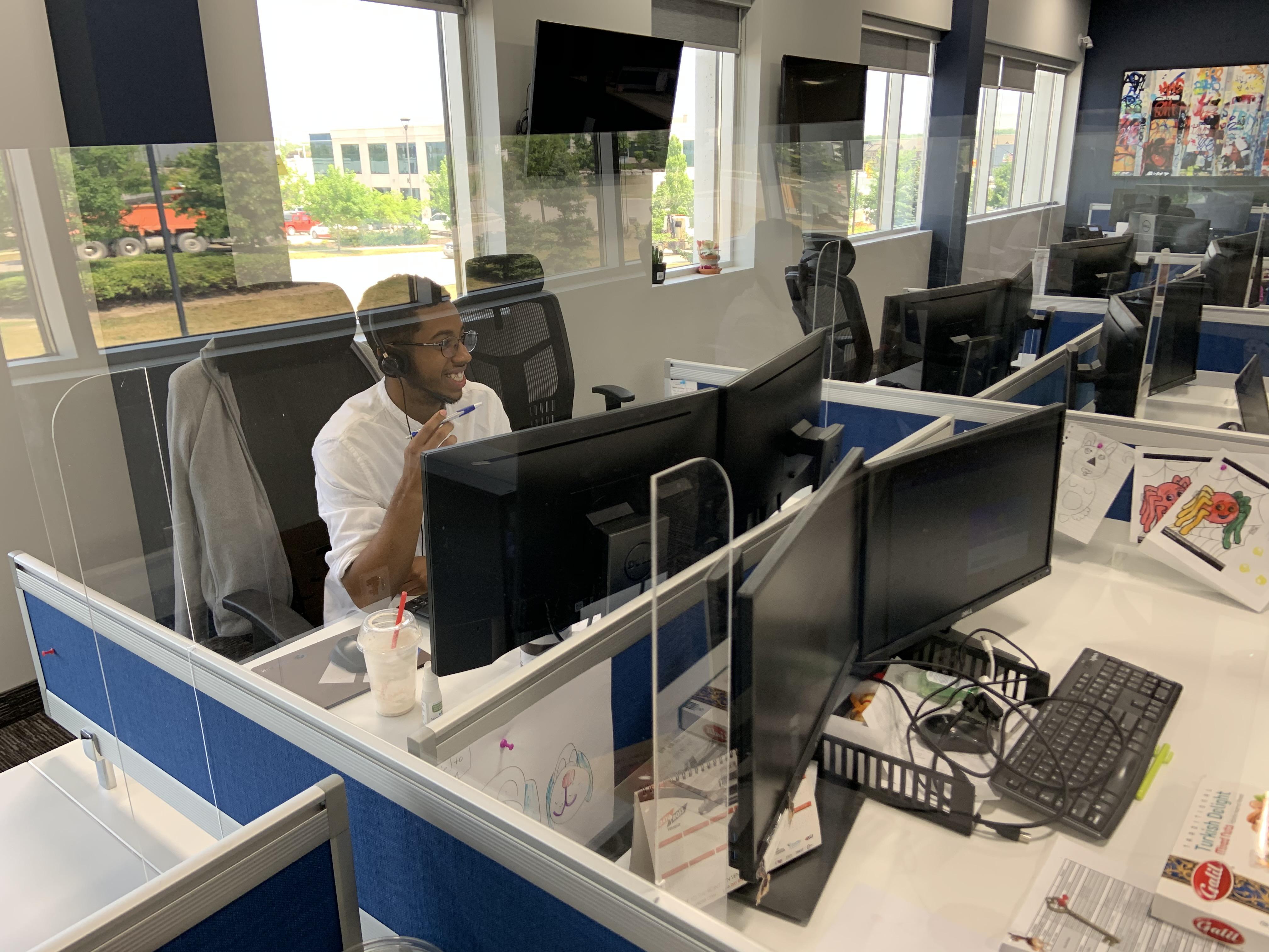 Freightcom office image