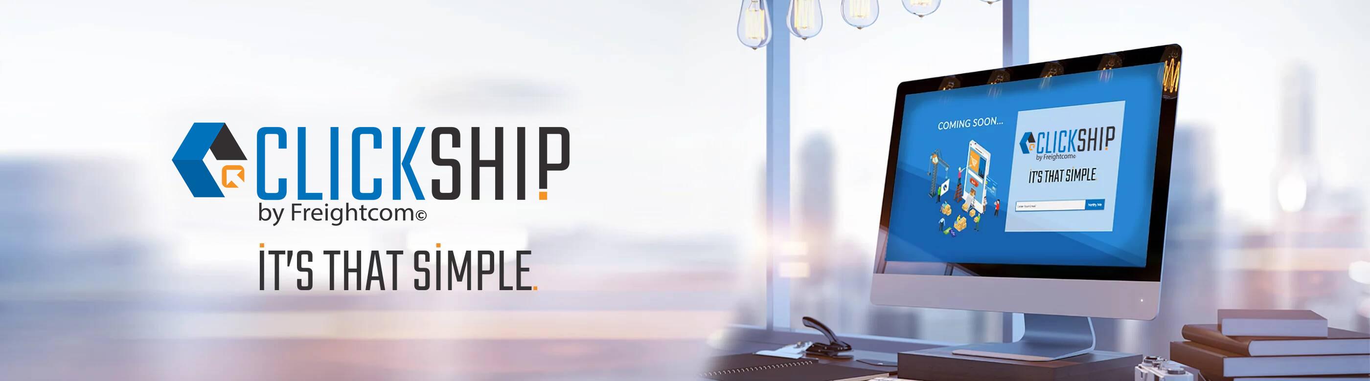 ClickShip By Freightcom